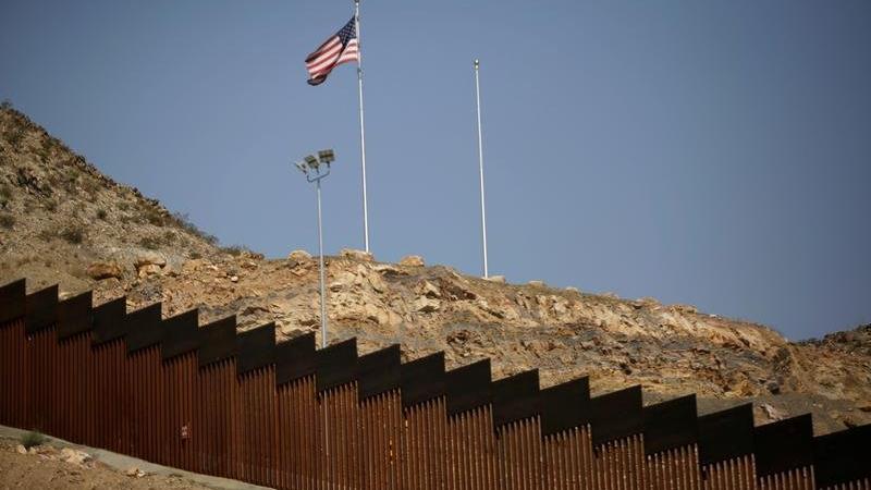 ABD-Meksika sınırındaki duvar için harekete geçildi