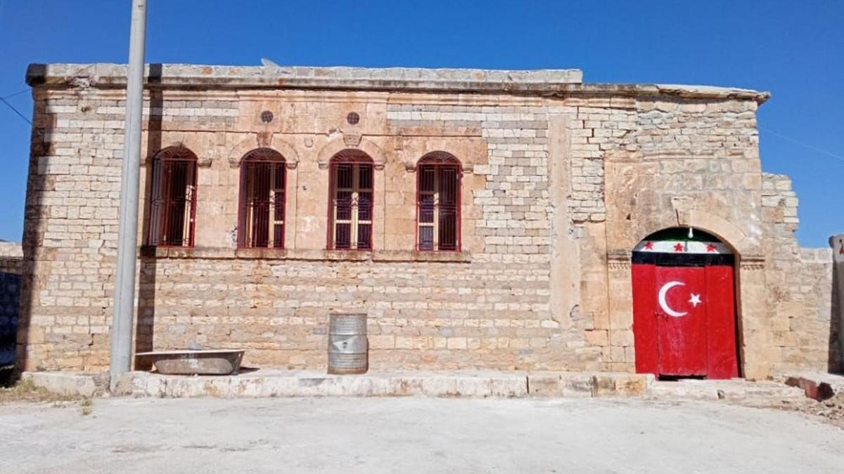 Afrin'e Atatürk Müzesi