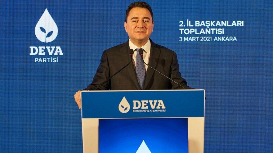 DEVA Partisi: İktidar ortakları ülkemizi korku tüneline hapsetti