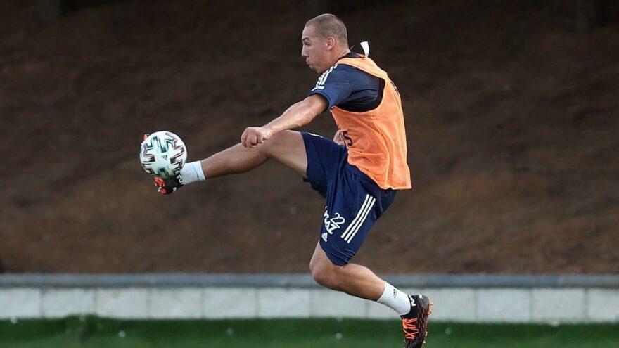 Michael Frey Fenerbahçe'den ayrıldı, Belçika'ya gitti