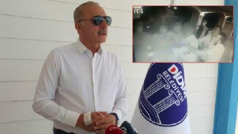 Belediye başkanına saldırıda yeni görüntüler ortaya çıktı