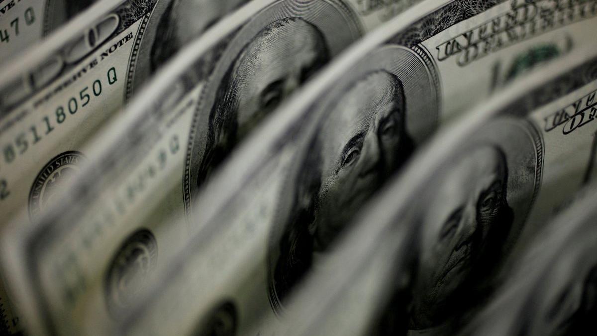 Yerlilerin döviz mevduatı 1 milyar dolar arttı