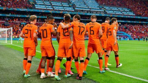 Hollanda Avusturya'yı geçti, liderliği garantiledi   EURO 2020 C Grubu