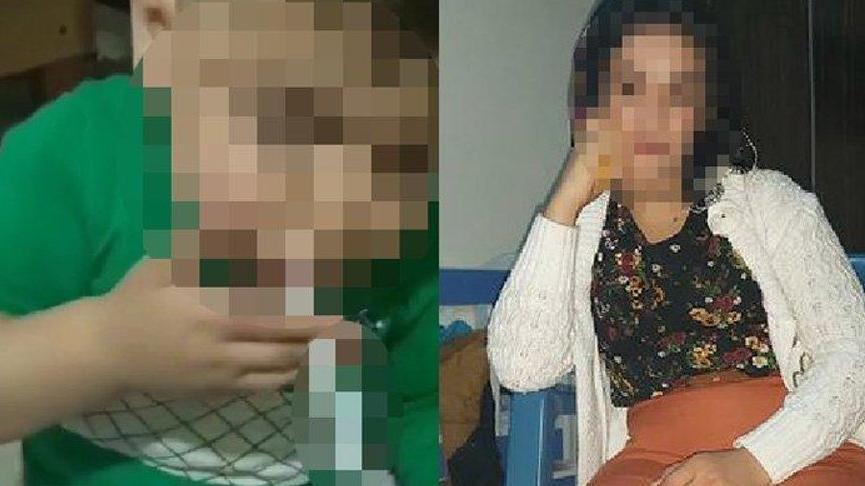 Çocuğuna sigara içirip ölmesi için ilaç verdiği ileri sürülmüştü! İfadesi ortaya çıktı