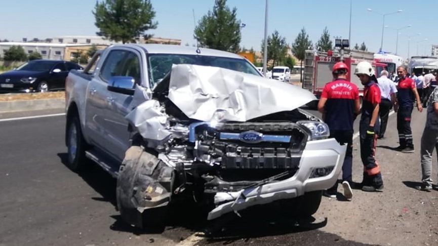 Okul dönüşü kaza: 8'i öğretmen 10 yaralı