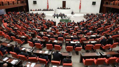Ceza İnfaz Yasası,TBMM Genel Kurulu'nda kabul edildi