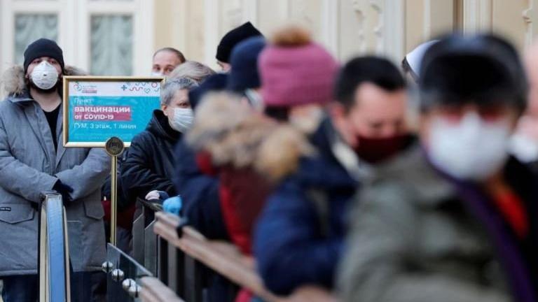 Moskova'da mutasyon alarmı: Daha agresif ve daha bulaşıcı...