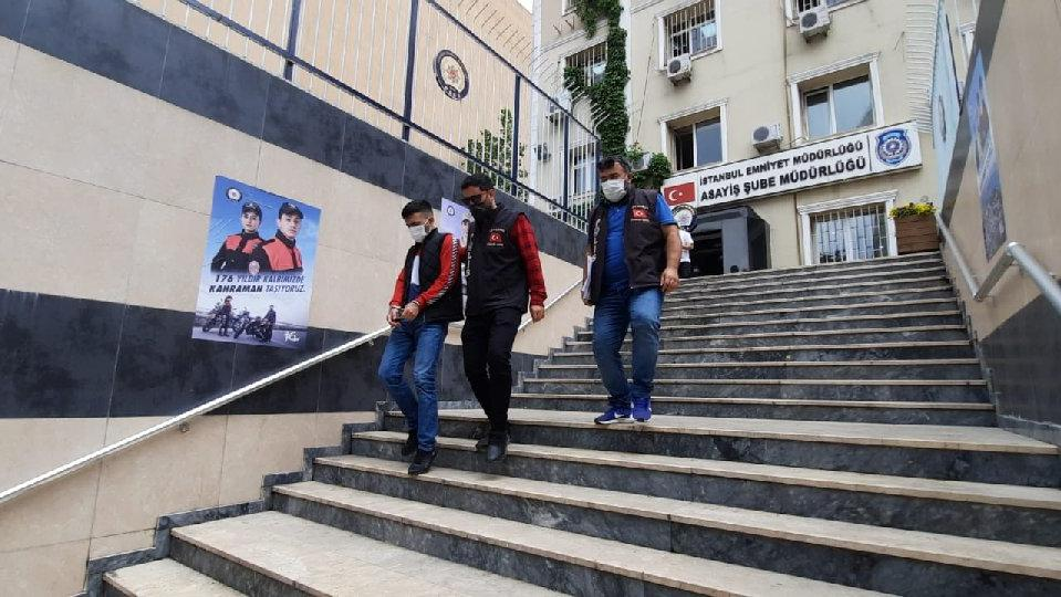 İstanbul'da sahte 150 dolar cinayeti