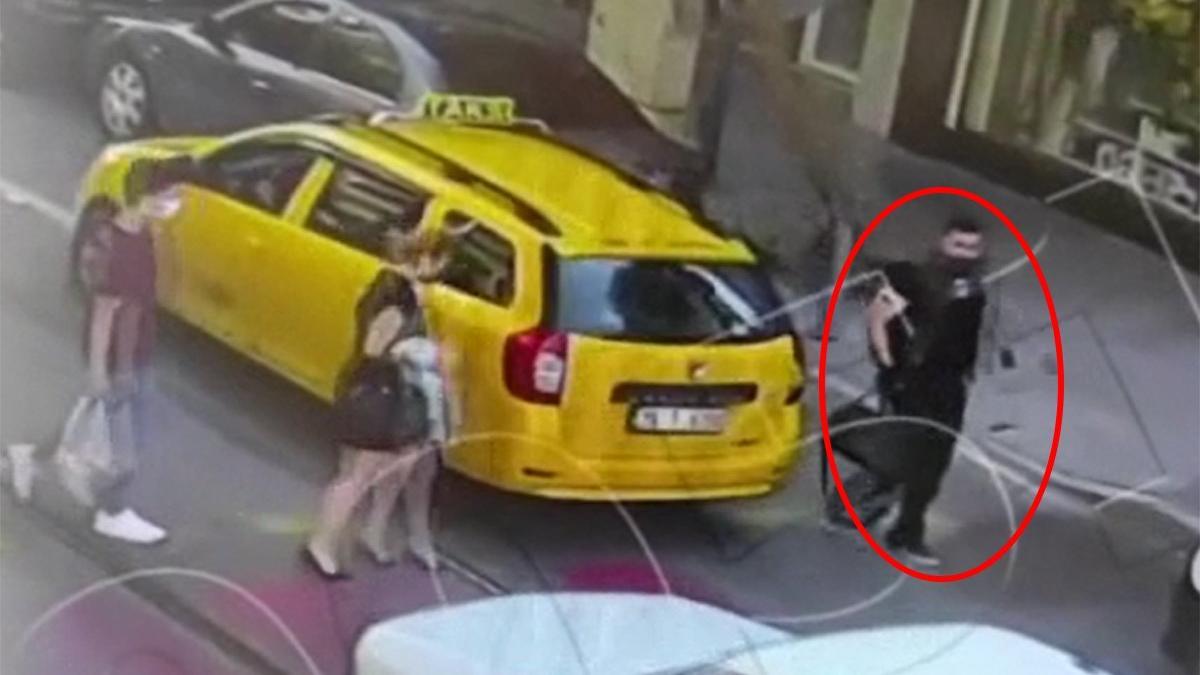 İzmir'de HDP'ye saldırı! Saldırgan böyle gitmiş...