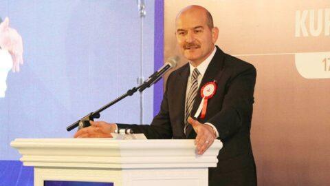 Bakan Soylu'dan 'mafyatik tip organize suç örgütü' açıklaması