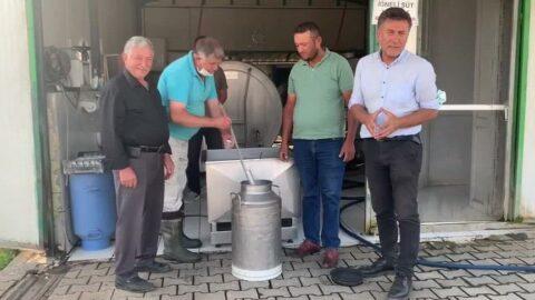 CHP'li Sarıbal, çiğ sütte yeni düzenlemeye tepki gösterdi: Çiftçiyle alay ediliyor