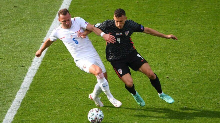 Hırvatistan ile Çekya yenişemedi   EURO 2020 D Grubu
