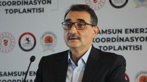 Bakan Dönmez: Karadeniz sahil kentlerinde sismik araştırma başlatıyoruz