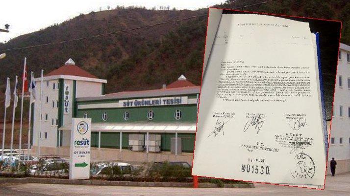 AKP'li başkan, özel idare müdürüyken bedavaya verilen tesisi 12 bin 500 liraya kiraladı