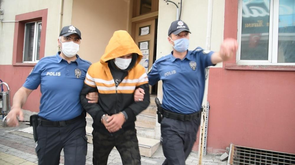 Türkiye'yi yasa boğan Ecrin bebeğin üvey babası sahte kimlikle yakalandı