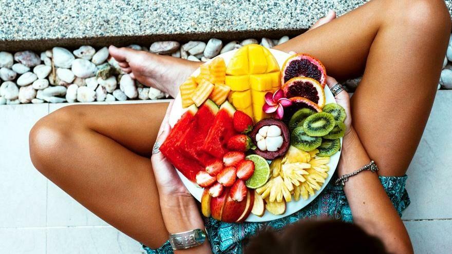 Yaz akşamları için sağlıklı öneriler