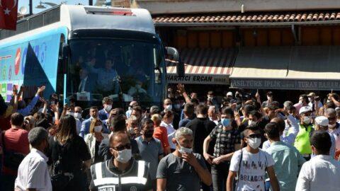 Gaziantep'te CHP'li başkanlara yoğun ilgi