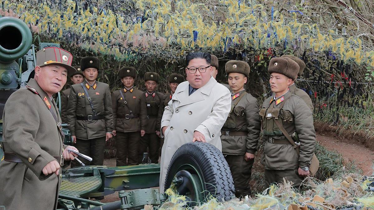 Kim Jong-un'dan ABD Başkanı Biden'a mesaj: Yüzleşmeye hazır olun