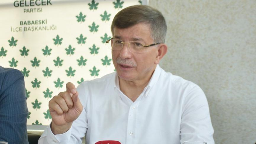 Ahmet Davutoğlu'ndan 'ittifak' açıklaması