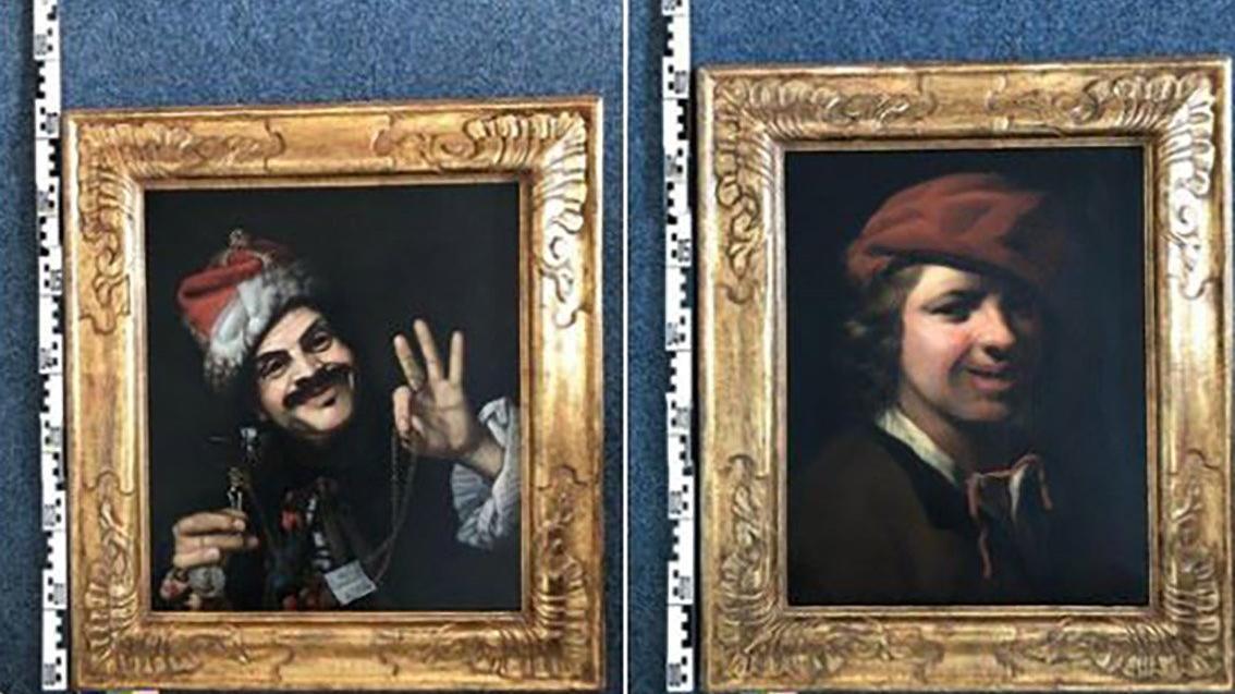 Almanya'da çöpten 400 yıllık tablolar çıktı