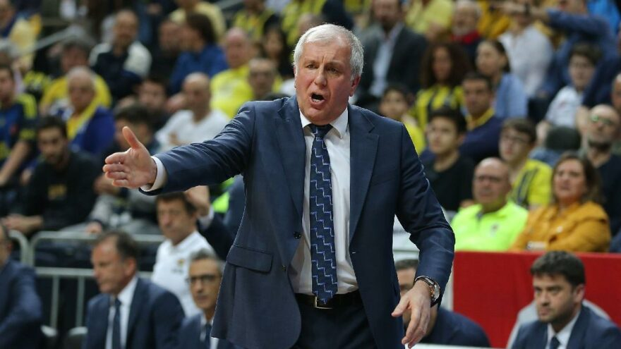 Sırplar duyurdu: Zeljko Obradovic 28 yıl sonra Partizan'da!