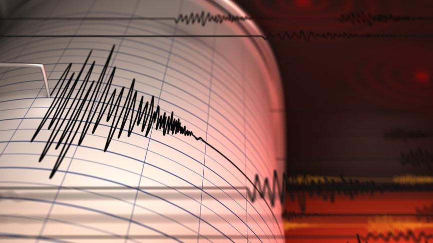 Datça açıklarında 3.8 büyüklüğünde deprem