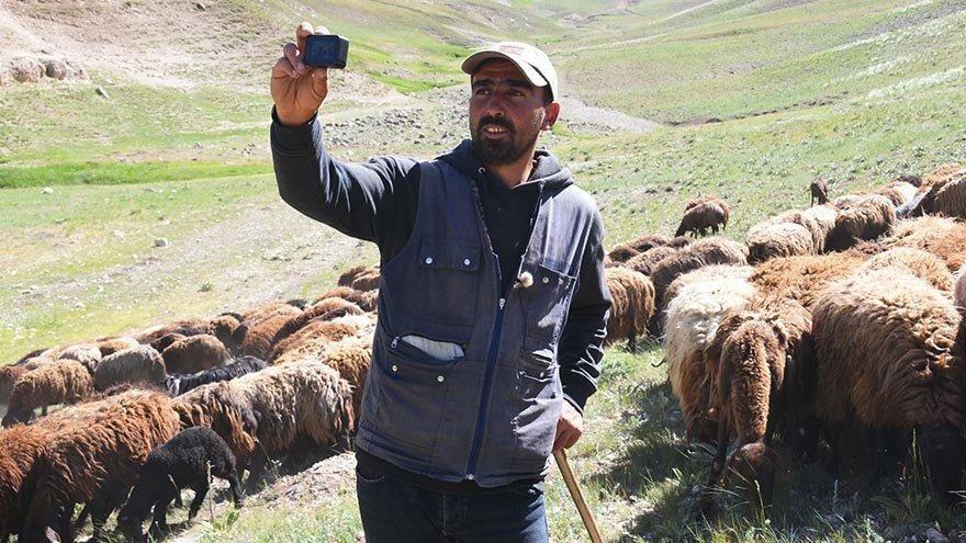 İşte fenomen çobanın sosyal medya kazancı
