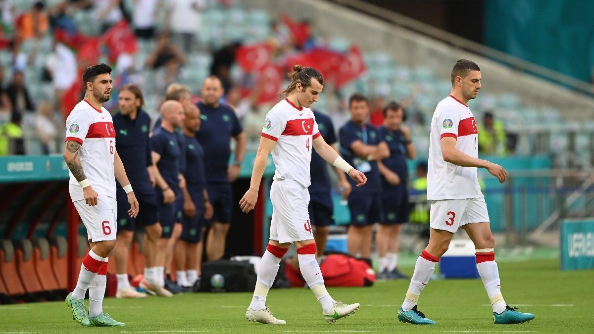 MAÇ SONUCU | İsviçre 3-1 Türkiye (EURO 2020 kâbusu sona erdi)