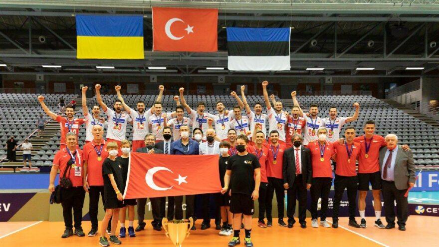 Filenin Efeleri, namağlup Avrupa Altın Ligi şampiyonu!