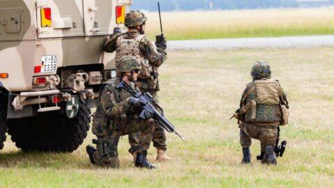 Alman ordusunda 90 yıl sonra bir ilk