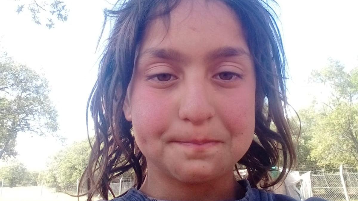 Polis her yerde 11 yaşındaki bu kızı arıyor