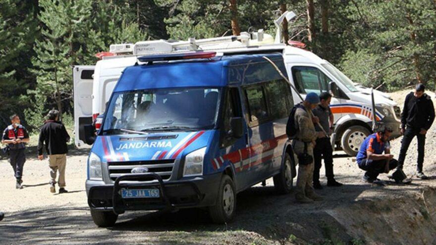 Kayıp arayan ekipler parçalanmış ceset buldu