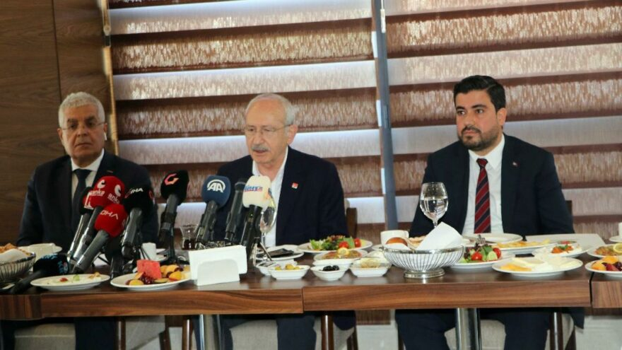 Kılıçdaroğlu: Sezgin Baran Korkmaz'ın arkasında ciddi bir güç var