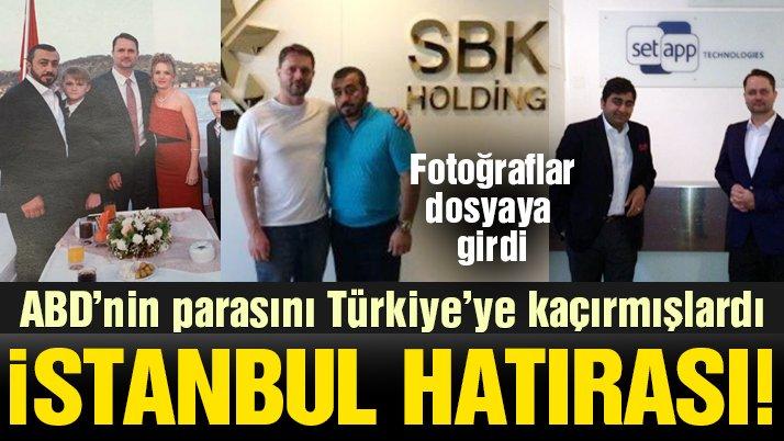 SBK dosyasındaki 'kara paracılar' Türkiye'ye 9 defa gelmiş