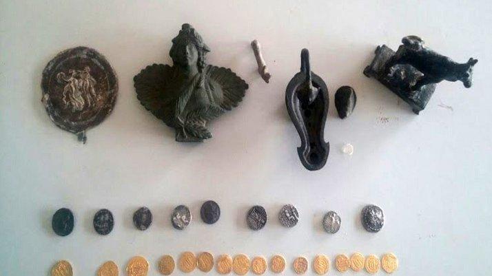 Kaçakçılardan ele geçirilen altınlar müzede kayboldu