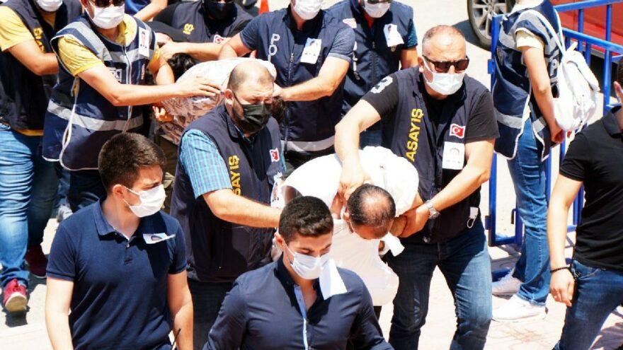 Polisin şehit olduğu saldırı olayında 12 kişi tutuklandı