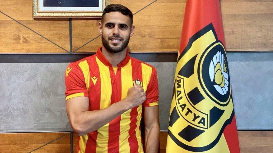 Yeni Malatyaspor, Rayane Aabid'i transfer etti