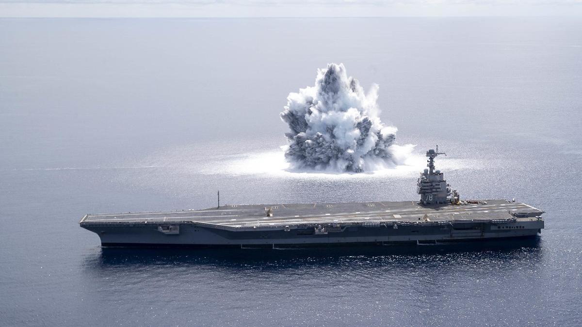 ABD Donanması'nın patlayıcı testi depreme yol açtı