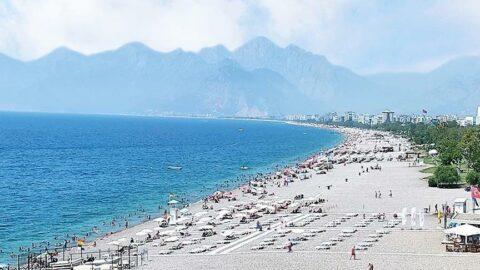 'Antalya da tehlike altında'