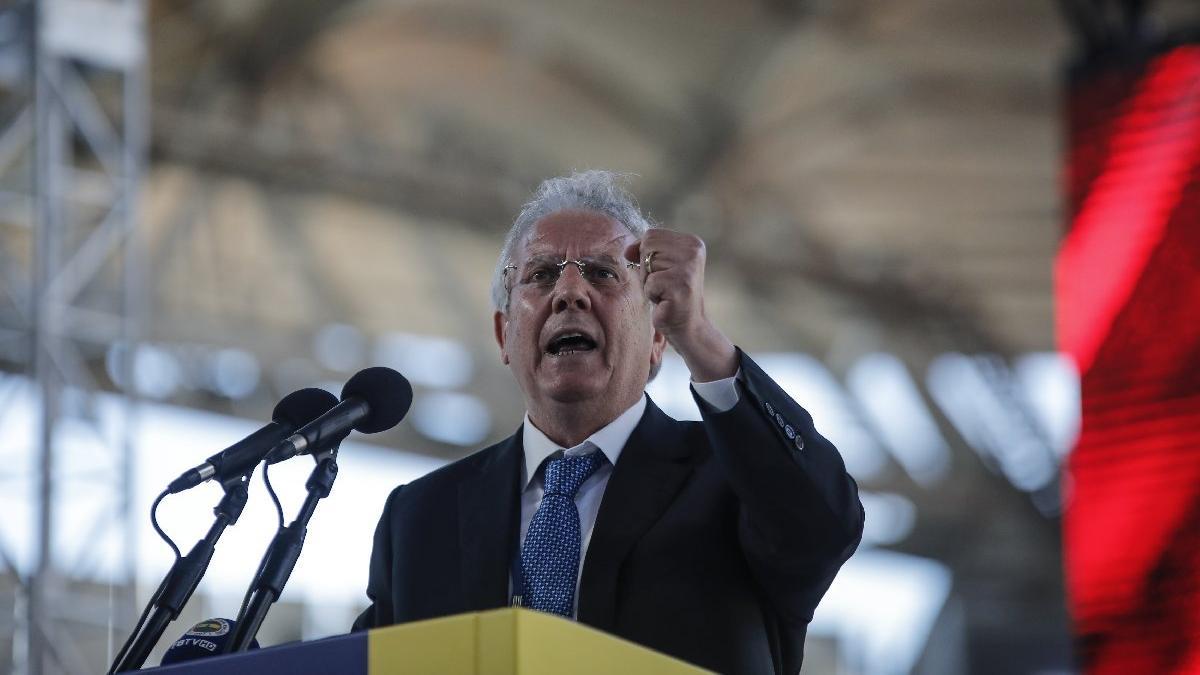 Fenerbahçe eski başkanı Aziz Yıldırım'dan flaş basın toplantısı!