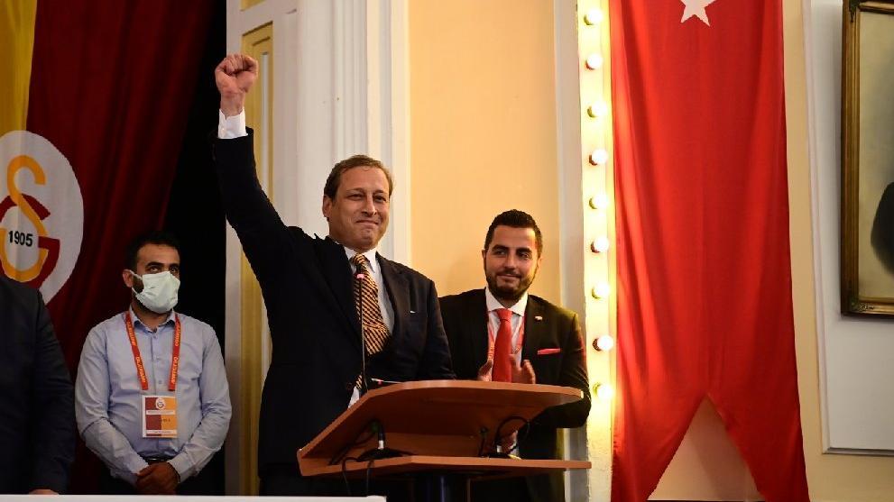 Burak Elmas'ın Galatasaray başkanlığına giden yolculuğu