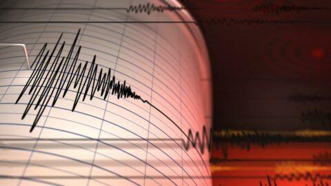 Datça açıklarında 5.3 büyüklüğünde deprem