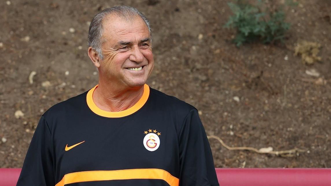 Galatasaray'dan Fatih Terim'e videolu jest
