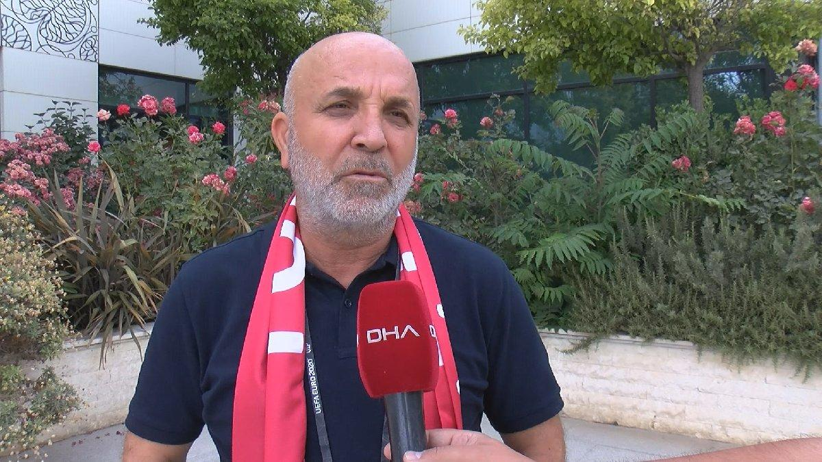 Hasan Çavuşoğlu: Sahada 8 yabancı oyuncu varken 6'sını kulübede oturtmam