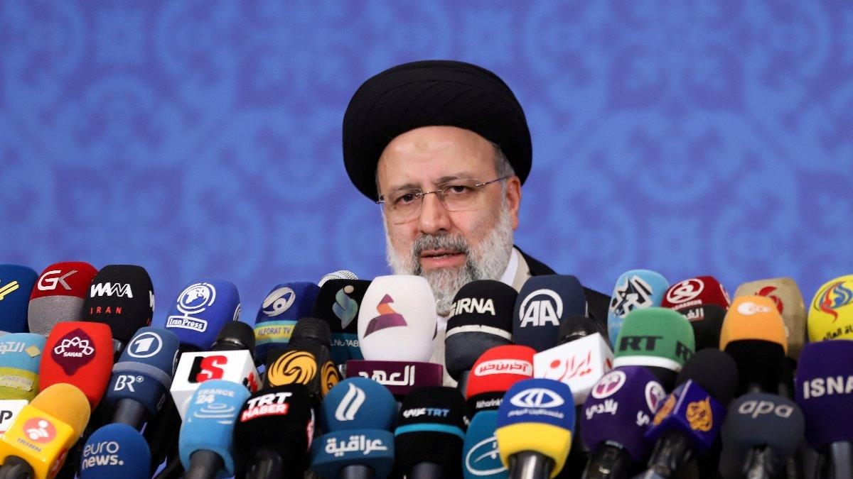 İran'ın yeni lideri Reisi seçim zaferinden sonra ilk kez konuştu: Önceliğim komşular