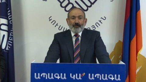 Ermenistan'da Paşinyan'ın partisi seçimi önde götürüyor