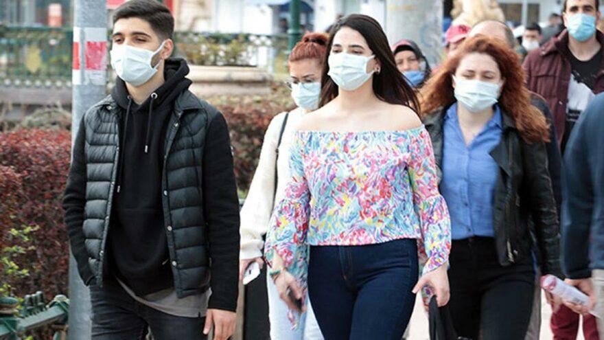 Kentte corona virüsü vaka sayıları 50-60'a kadar düştü