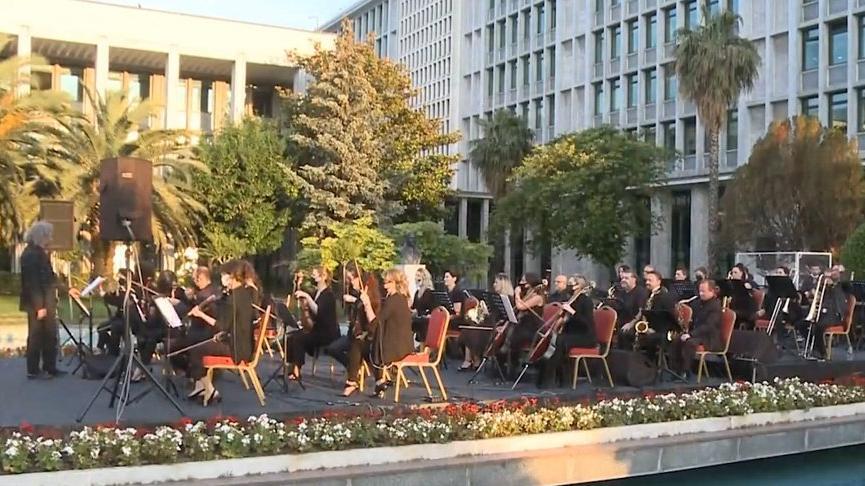 İstanbul'da parklar bahçeler konser alanı oldu, Dünya Müzik Günü coşkuyla kutlandı