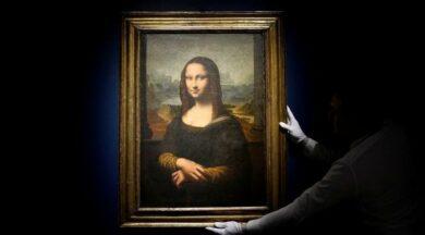 Taklit Mona Lisa tablosu 3,4 milyon dolara satıldı