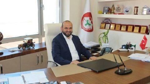 AKP'li başkanın borcu yüzünden belediyede tabela ve 4 duvar kaldı!